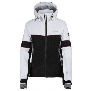 Dámská lyžařská bunda KILPI ANANKE-W HL0202KI ČERNÁ