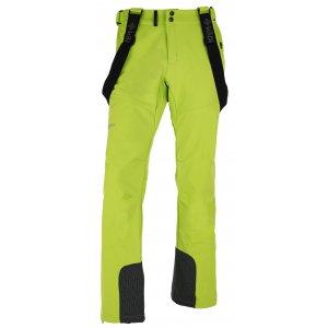 Pánské zimní kalhoty KILPI RHEA-M HM0014KI SVĚTLE ZELENÁ