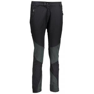 Dámské běžkařské kalhoty KILPI NUUK-W HL0040KI ČERNÁ
