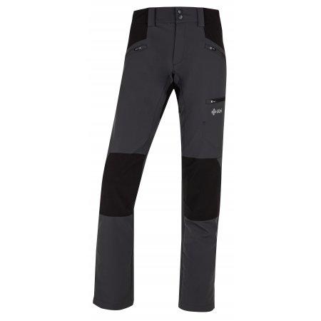 Dámské kalhoty KILPI TIDE-W HL0107KI TMAVĚ ŠEDÁ