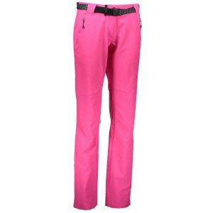 Dámské kalhoty KILPI WANAKA-W IL0026KI RŮŽOVÁ