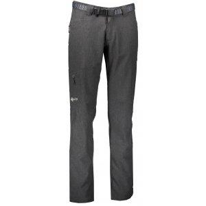 Pánské outdorové kalhoty KILPI JAMES-M IM0113KI TMAVĚ ŠEDÁ