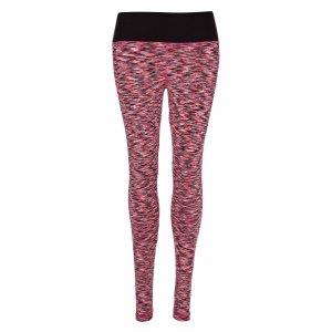 Dámské elastické kalhoty KILPI TENORA-W IL0002KI RŮŽOVÁ
