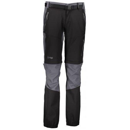 Dámské outdorové kalhoty KILPI HOSIO-W IL0071KI ČERNÁ