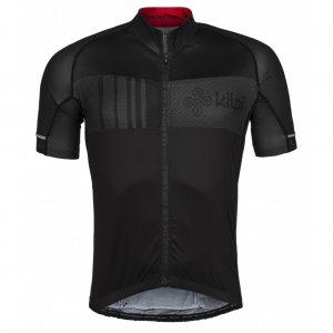 Pánský cyklistický dres KILPI CHASER-M IM0021KI ČERNÁ