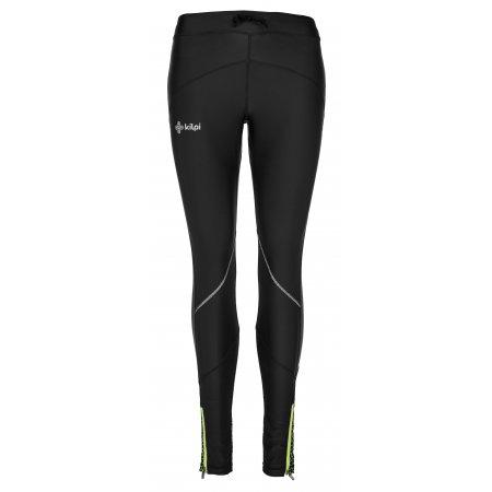 Dámské elastické kalhoty KILPI GEAR-W IL0224KI ČERNÁ
