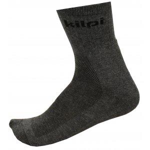 Ponožky KILPI AKARO-U IU0035KI ŠEDÁ