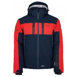 Pánská lyžařská bunda  KILPI FALCON-M JM0146KI TMAVĚ MODRÁ