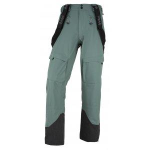 Pánské zimní kalhoty KILPI LAZZARO-M JM0126KI KHAKI