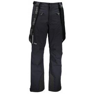 Pánské zimní kalhoty KILPI TEAM PANTS-M JM0002KI ČERNÁ