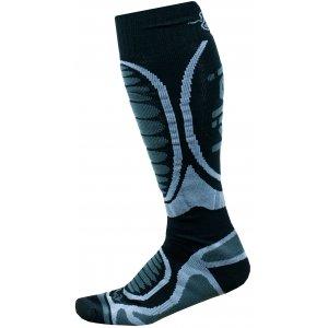 Lyžařské ponožky KILPI ANXO-U JU0126KI ČERNÁ