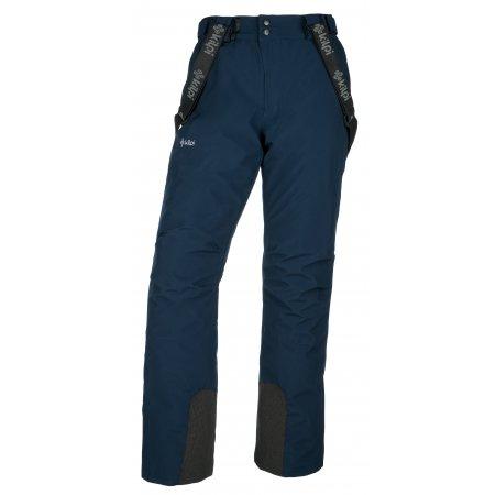 Pánské lyžařské kalhoty  KILPI MIMAS-M JM0013KI TMAVĚ MODRÁ