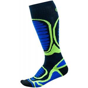 Dětské lyžařské ponožky  KILPI ANXO-J JJ0060KI MODRÁ