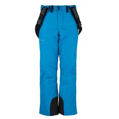 Chlapecké lyžařské kalhoty  KILPI MIMAS-JB JJ0011KI MODRÁ