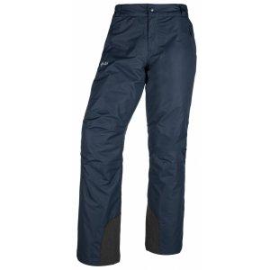 Pánské lyžařské kalhoty  KILPI GABONE-M JM0203KI TMAVĚ MODRÁ