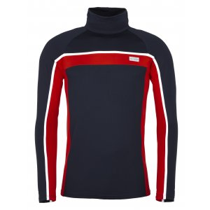 Pánské termo triko KILPI PEYTON-M JM0150KI TMAVĚ MODRÁ