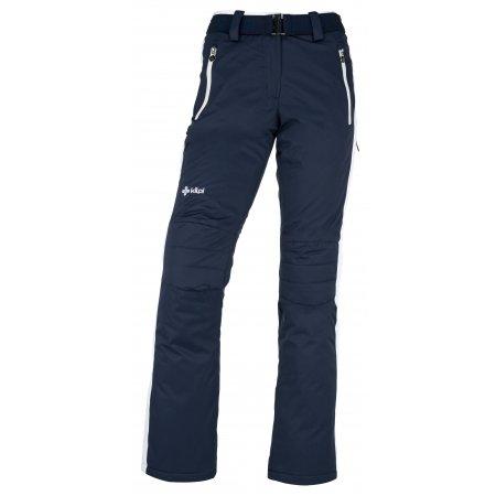 Dámské lyžařské kalhoty  KILPI MURPHY-W JL0194KI TMAVĚ MODRÁ