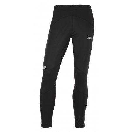 Pánské běžkařské kalhoty  KILPI KARANG-M JM0038KI ČERNÁ