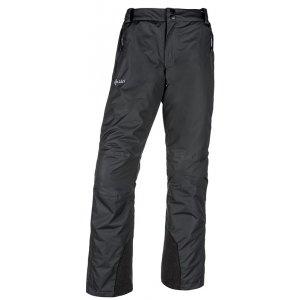 Dámské lyžařské kalhoty  KILPI GABONE-W JL9002KI TMAVĚ ŠEDÁ