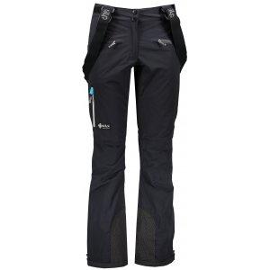 Dámské zimní kalhoty KILPI TEAM PANTS-W JL0002KI ČERNÁ