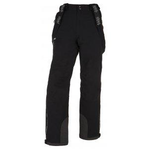 Pánské lyžařské kalhoty  KILPI METHONE-M JM0012KI ČERNÁ