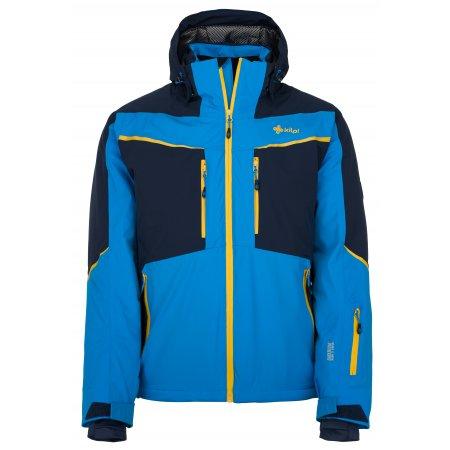 Pánská lyžařská bunda  KILPI IO-M JM0113KI MODRÁ