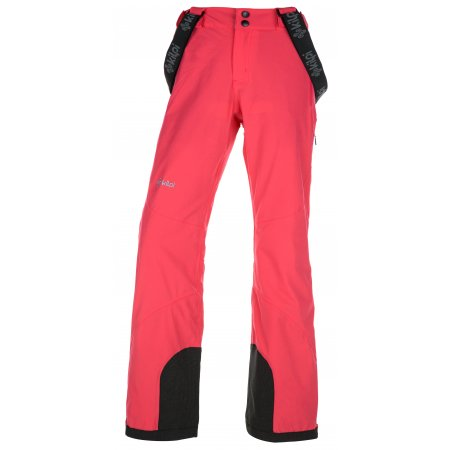 Dámské lyžařské kalhoty KILPI EUROPA-W JL0010KI RŮŽOVÁ