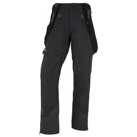 Pánské zimní kalhoty KILPI LAZZARO-M JM0126KI ČERNÁ