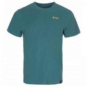 Pánské triko s krátkým rukávem KILPI WINGS-M KM0152KI TYRKYSOVÁ