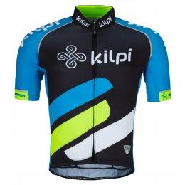 Pánský cyklistický dres KILPI CORRIDOR-M KM0665KI MODRÁ