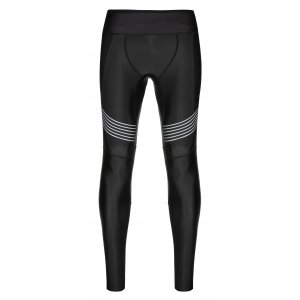 Pánské elastické kalhoty KILPI GEAR-M KM0014KI ČERNÁ