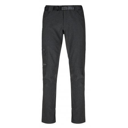Pánské kalhoty KILPI JAMES-M KM0113KI TMAVĚ ŠEDÁ