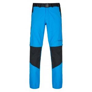 Pánské kalhoty/kraťasy KILPI HOSIO-M KM0082KI MODRÁ