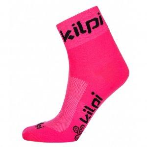 Ponožky KILPI REFTON-U KU0456KI RŮŽOVÁ