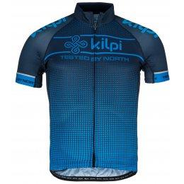 Pánský cyklo dres KILPI ENTERO-M KM0009KI MODRÁ