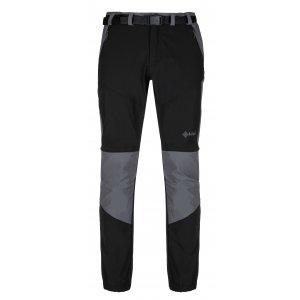 Pánské kalhoty/kraťasy KILPI HOSIO-M KM0082KI ČERNÁ
