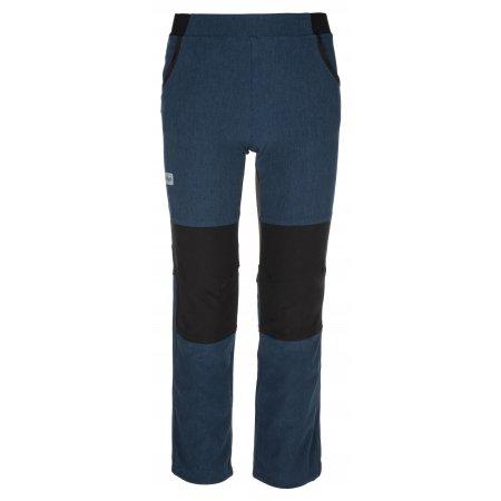 Chlapecké kalhoty KILPI KARIDO-JB KJ0054KI TMAVĚ MODRÁ