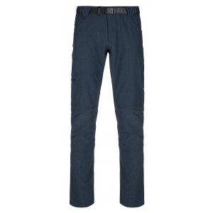 Pánské kalhoty KILPI JAMES-M KM0113KI TMAVĚ MODRÁ