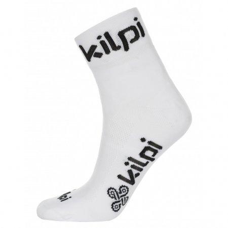 Ponožky KILPI REFTON-U KU0456KI BÍLÁ