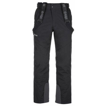 Pánské zimní kalhoty KILPI MIMAS-M LMX033KI ČERNÁ
