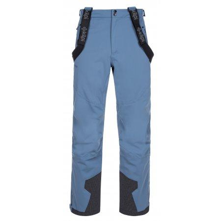 Pánské zimní kalhoty KILPI REDDY-M LMX026KI MODRÁ