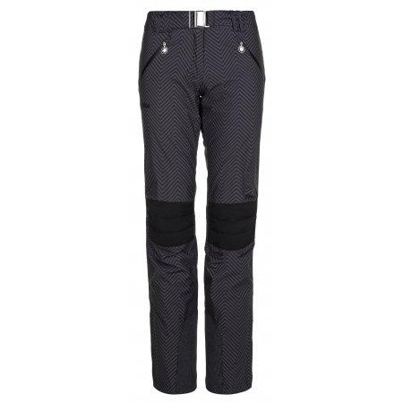 Dámské zimní kalhoty KILPI TYROL-W LL0028KI TMAVĚ ŠEDÁ