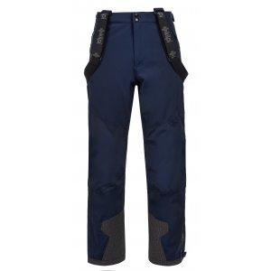 Pánské zimní kalhoty KILPI REDDY-M LM0026KI TMAVĚ MODRÁ