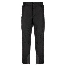 Pánské zimní kalhoty KILPI GABONE-M LM0047KI ČERNÁ