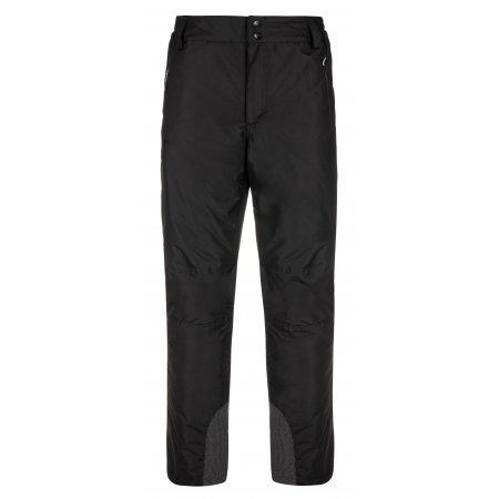 Pánské zimní kalhoty KILPI GABONE-M LMX047KI ČERNÁ