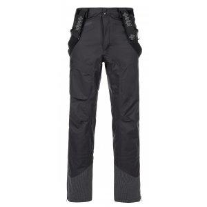 Pánské zimní kalhoty KILPI LAZZARO-M LM0016KI ČERNÁ