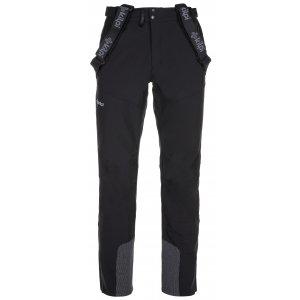 Pánské zimní softshellové kalhoty KILPI RHEA-M LM0034KI ČERNÁ