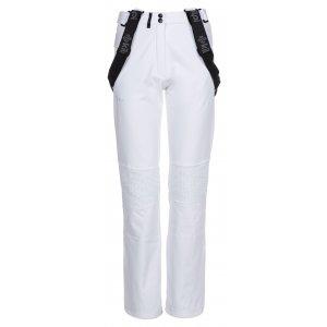 Dámské zimní kalhoty KILPI DIONE-W LL0029KI BÍLÁ
