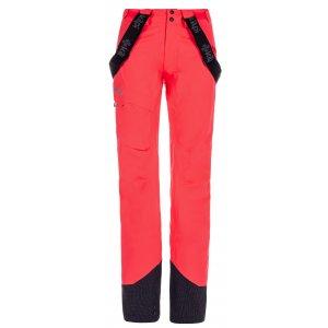 Dámské zimní kalhoty KILPI LAZZARO-W LL0016KI RŮŽOVÁ
