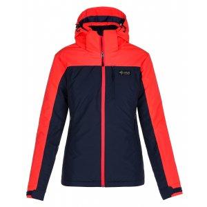 Dámská zimní bunda KILPI FLIP-W LL0041KI TMAVĚ MODRÁ